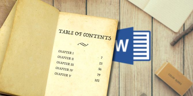 How to Create a Table of Contents in Word \ Free Templates Word - free templates for word documents