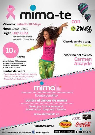 La presentadora Carmen Alcayde acude a  las jornadas solidarias mima-te - http://www.femeninas.com/la-presentadora-carmen-alcayde-acude-las-jornadas-solidarias-mima-te/