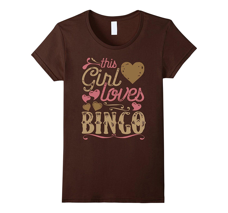 Bingo Shirt - Tshirt Gift Tee Present Scrabbling Game