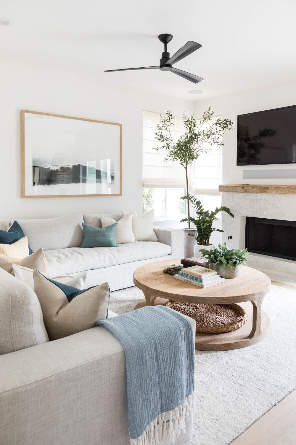 Living Room Neutrals Home Exin In 2020 Neutral Living Room Living Room Colors Living Room Interior