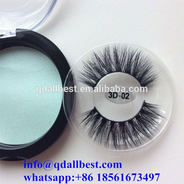 7135a0b6754 Hot Sell 3D Korea Vegan Friendly Silk Eye Lashes | Lashes | Lashes ...