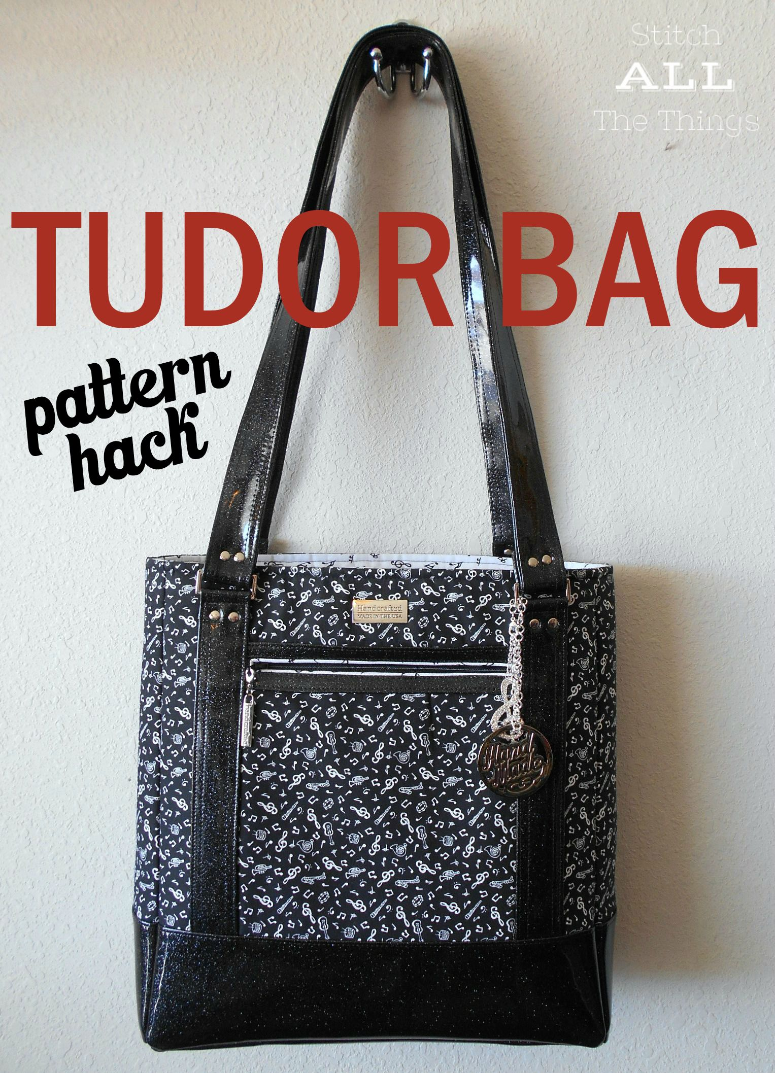 Pattern hack for the sew sweetness tudor bag sewing pattern pattern hack for the sew sweetness tudor bag sewing pattern jeuxipadfo Gallery