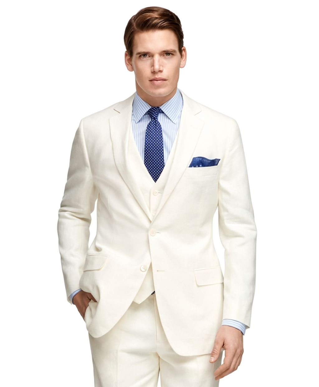 brooks-brothers-white-fitzgerald-fit-three-piece-linen-suit ...