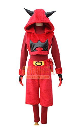 JJGOGO Womens Cosplay Supergirl Catsuit Costume >>> Check out this great product.