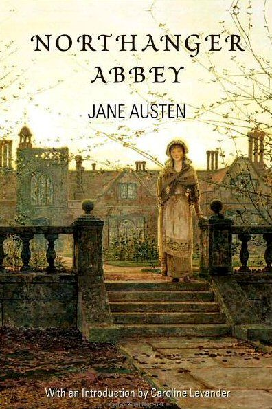 Northanger abbey by jane austen reading challenge jane austen jane austens northanger abbey used for a classic romance for the 2015 reading challenge ccuart Images