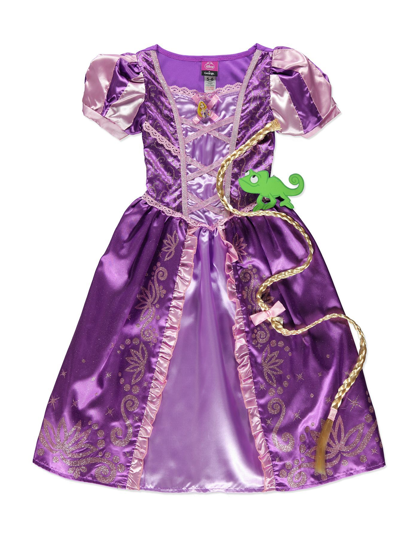 Rapunzel Fancy Dress Costume | Pinterest