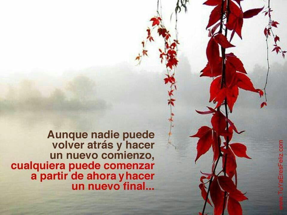 Una nueva vida...:-):-)