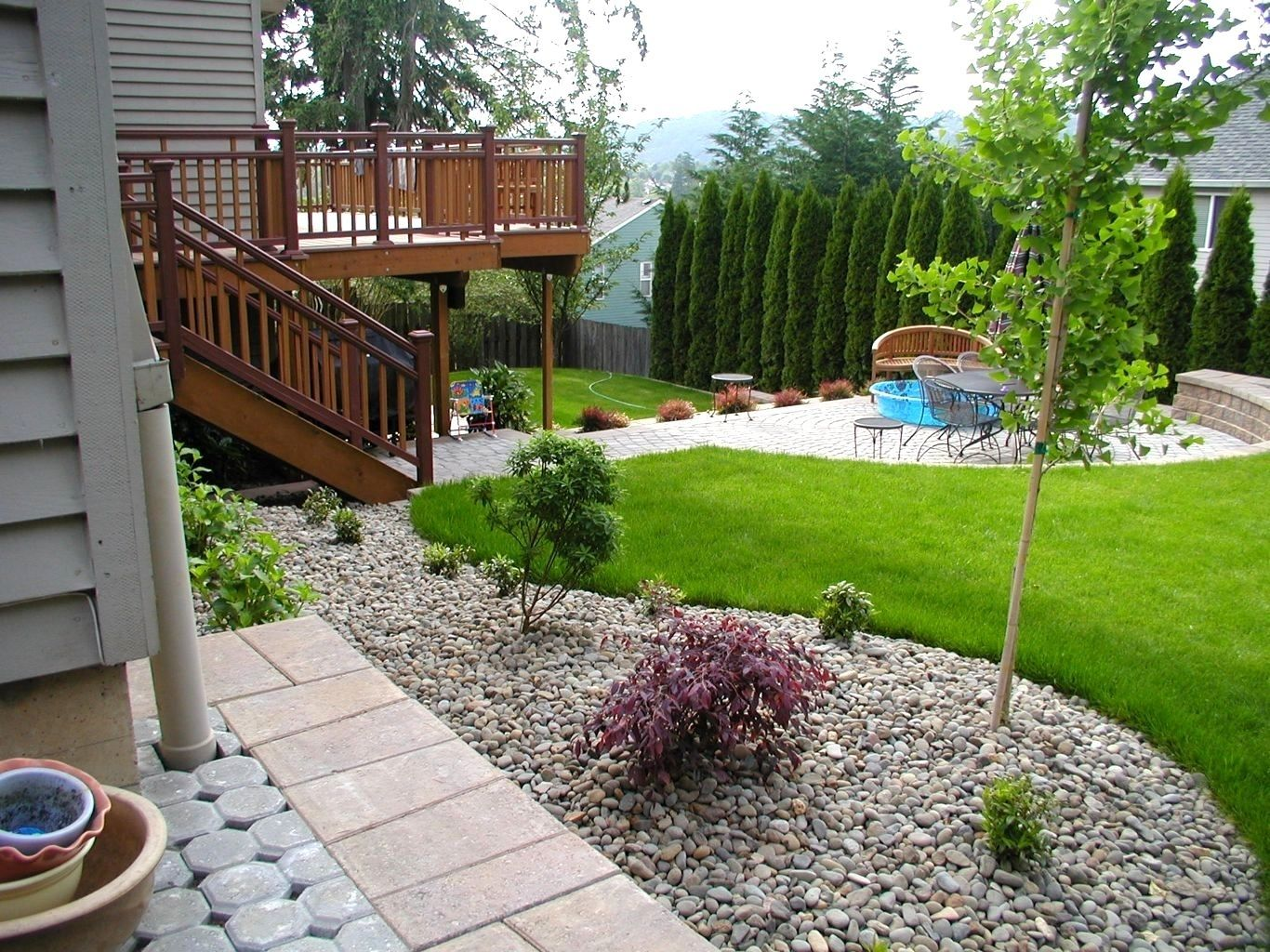 10 Houzz Garden Ideas Most Of The Awesome As Well As Attractive Small Backyard Landscaping Small Backyard Gardens Front Yard Landscaping Design