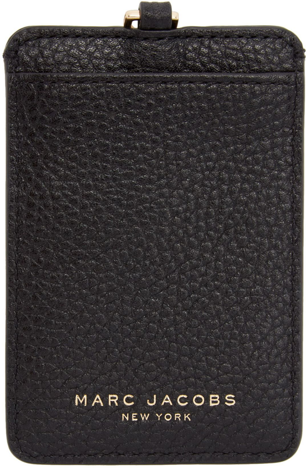 finest selection 35a9b 4659f Marc Jacobs - Black Commuter Pass Card Holder   accesories   Card ...