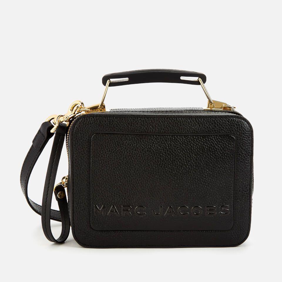 Marc Jacobs Women's The Box 20 Cross Body Bag - Black   Crossbody ...
