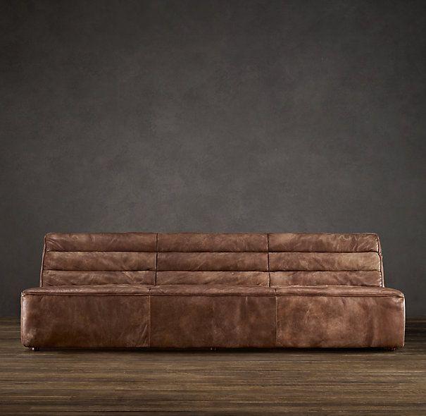 Chelsea Leather Sofas