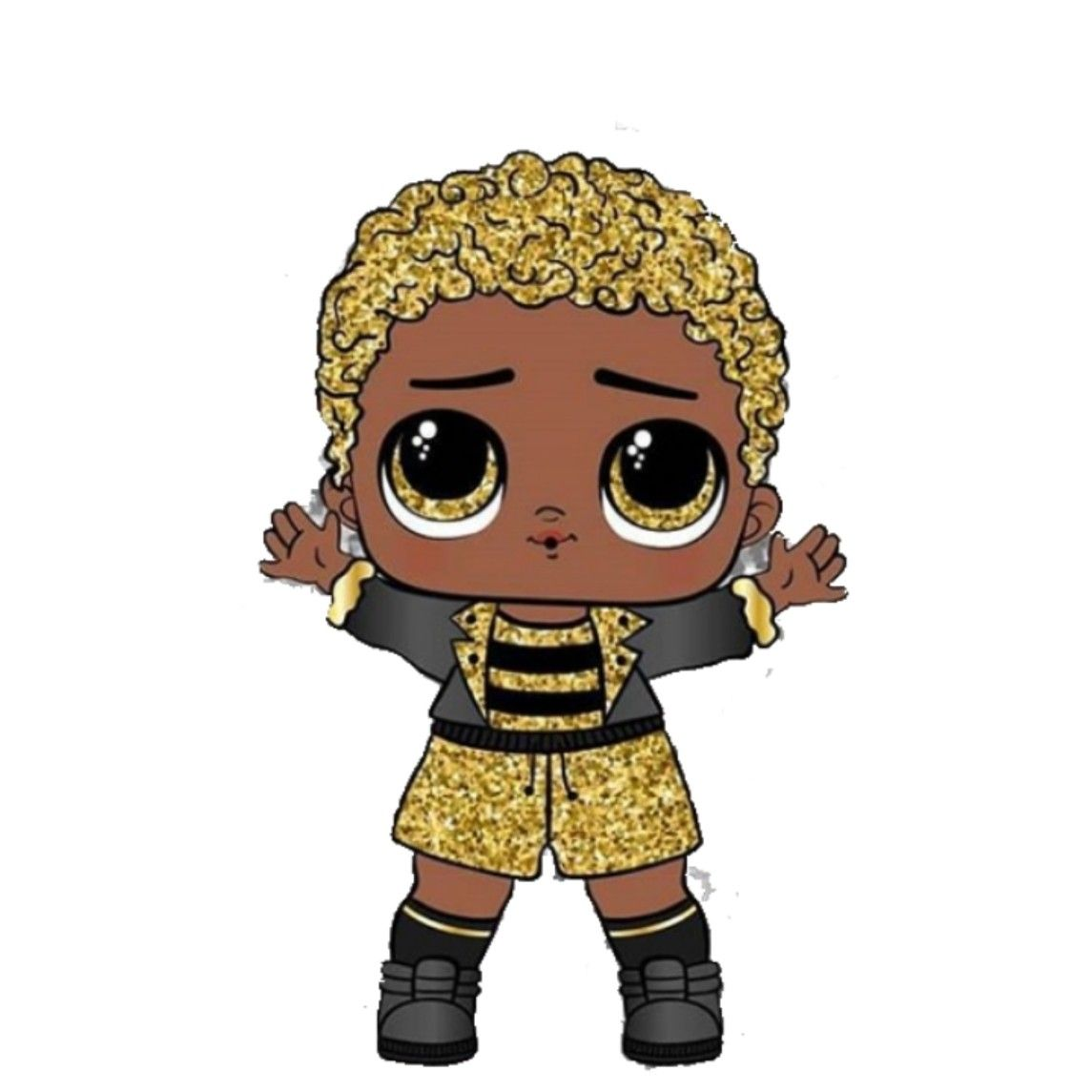 King Bee Lol Dolls King Bee Bee