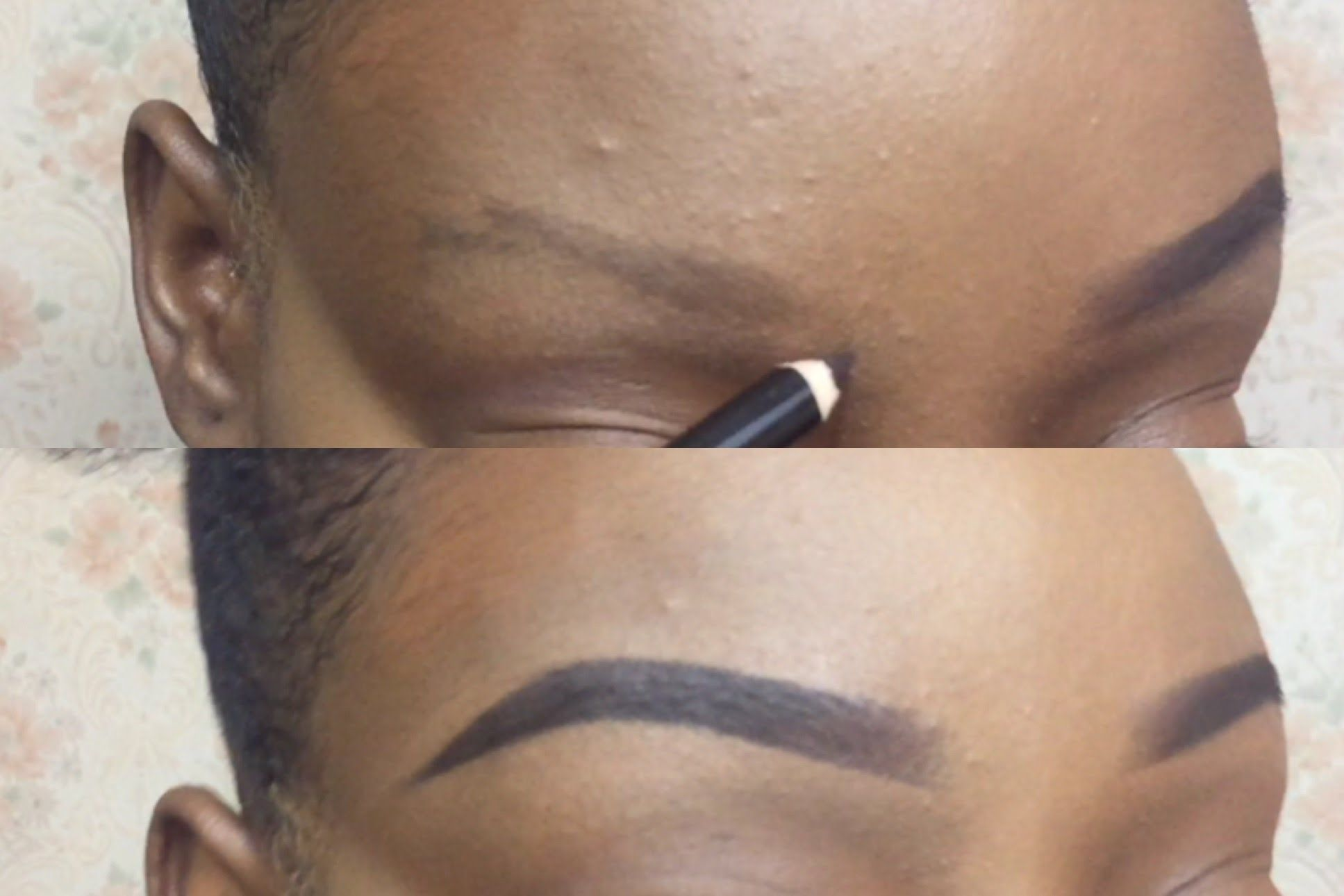 Easy Natural Eyebrow Tutorial (Updated) For Very Thin & Light Eyebrows | Christiana's Closet