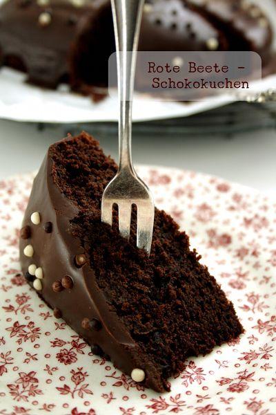 Rote Beete Schokokuchen Schokokuchen Kuchen Und Torten Kuchen
