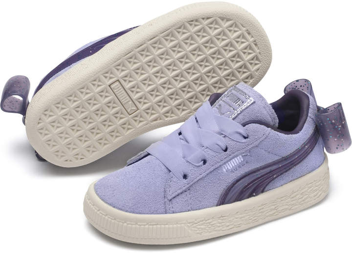 Suede Jelly Bow AC Sneakers INF | Products in 2019 | Puma