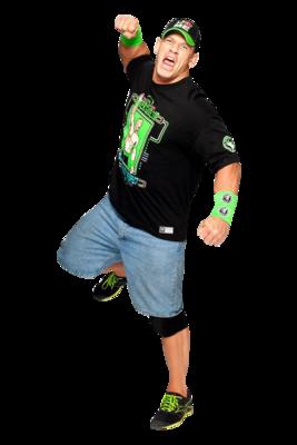 John Cena In Black And Neon Green John Cena Wwe Roman Reigns Jone Cena