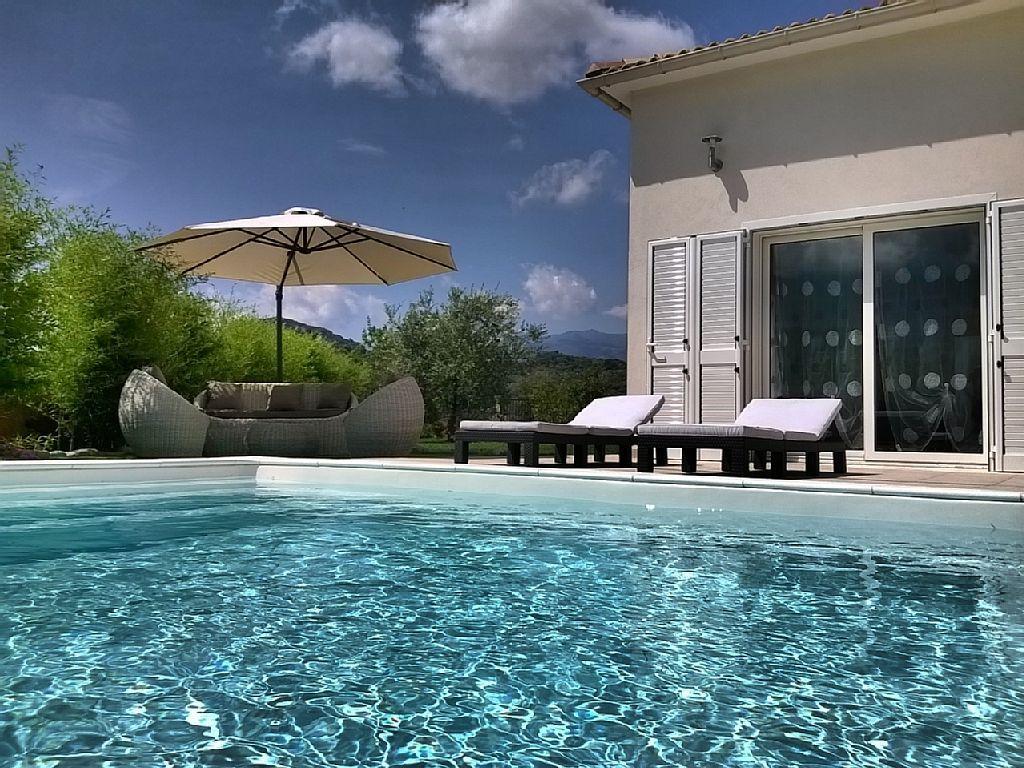 Villa Am Meer, In Saint Florent Mieten   6614456