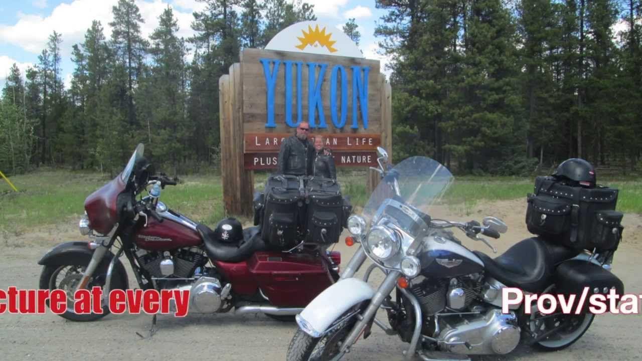 Motorcycle Ride to Alaska Season 2 Episode 3