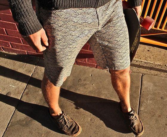 Betabrand shorts