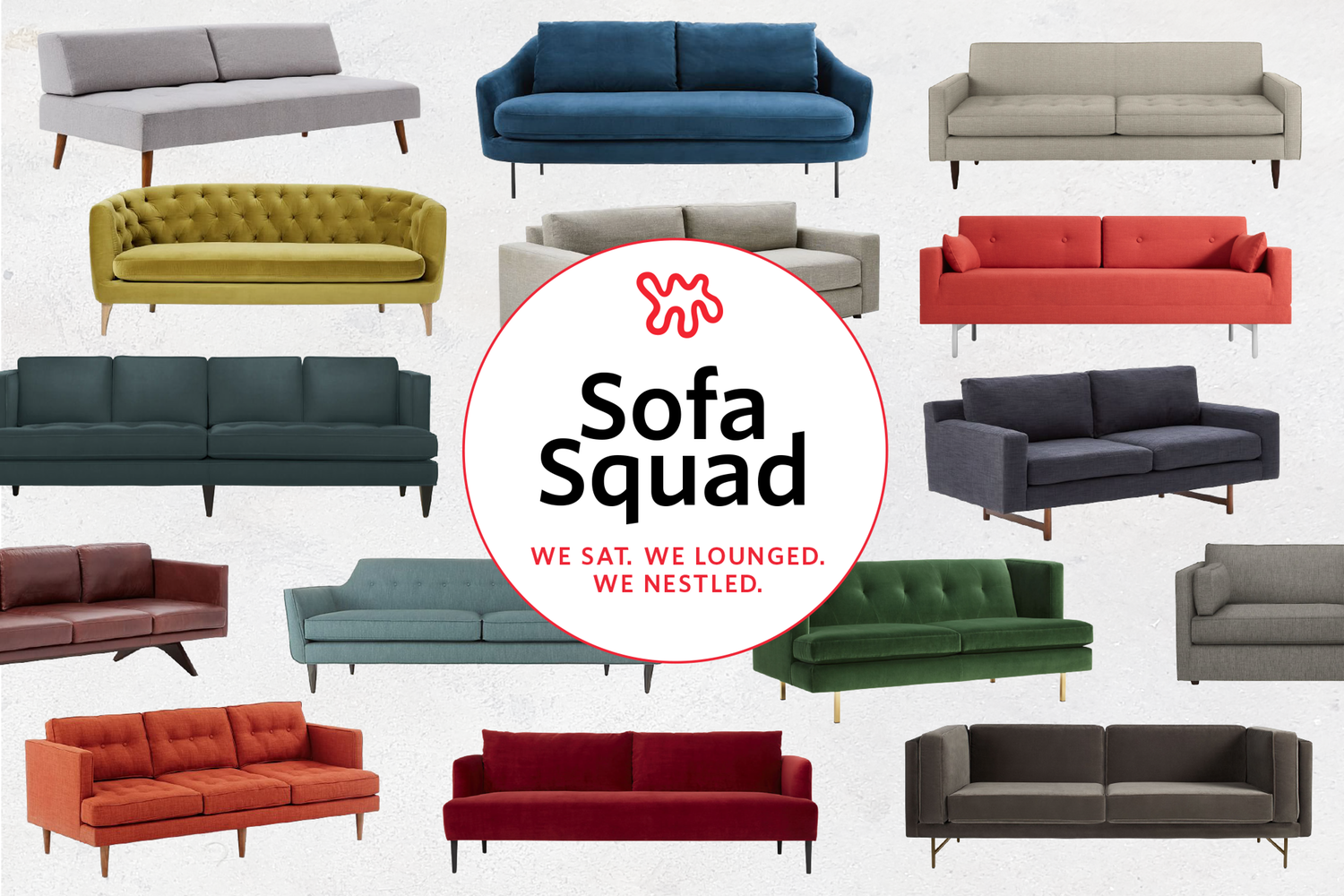 Introducing The Sofa Squad Our Hunt