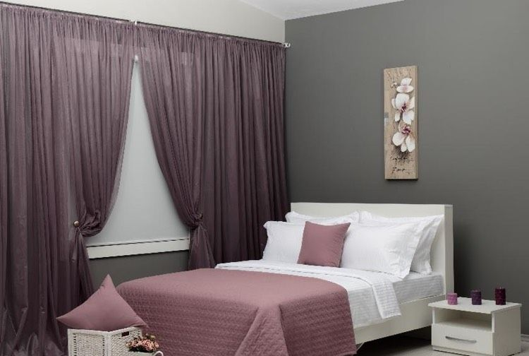 Schlafzimmer In Altrosa Ideen Fur Farbkombinationen Als Wandfarbe Co Altrosa Wandfarbe Zimmer