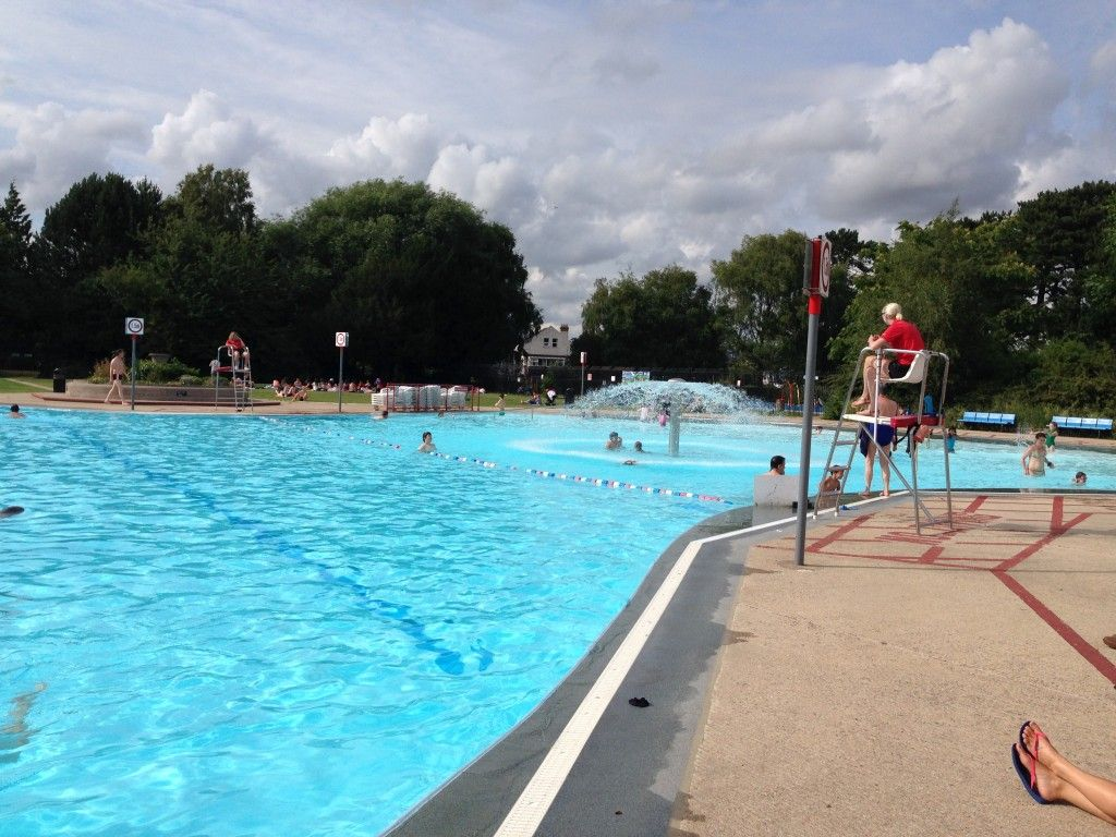 Hinksey lido central oxford kids stuff - Hathersage open air swimming pool ...