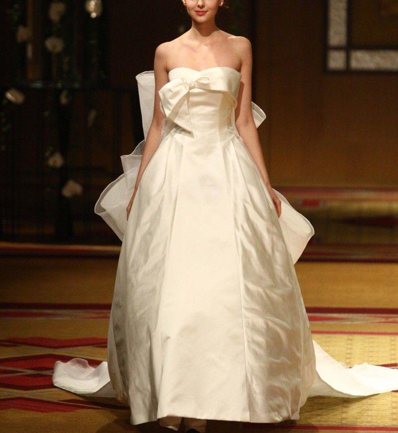 美しき女優さん大和田美帆さんのブログに♡私も登場しちゃっています♪ の画像 ウエディングドレス デザイナー エリ松居「エマリーエ」♡