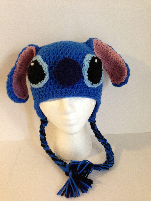 Stitch Crochet Beanie Pattern
