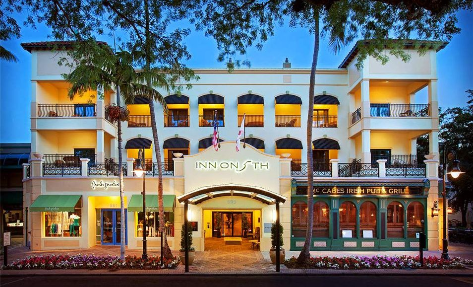 Stay At The Inn On Fifth In Naples Fl With Dates Available Into
