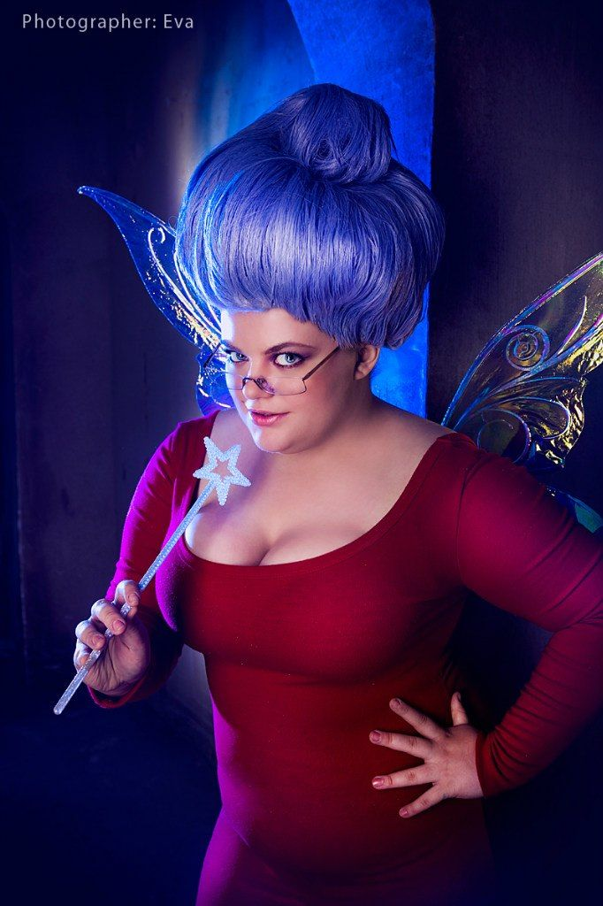 Shrek 2 Fairy Godmother Cosplay 2 By Matsu Sotome Godmother