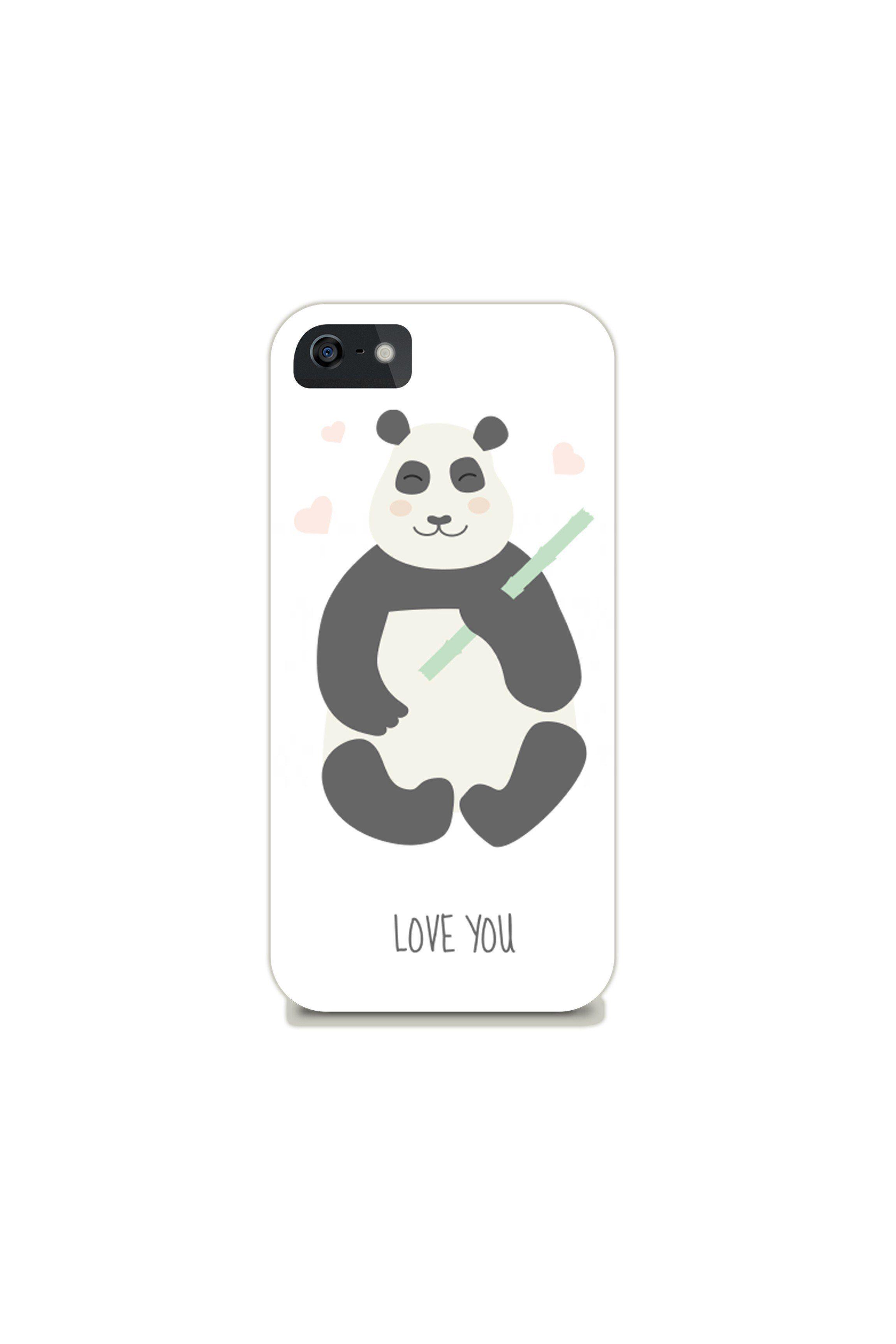 Phone case I Love You Panda Apple iPhone Phone cases