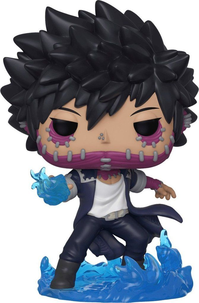 My Hero Academia Dabi Pop Vinyl Nycc 2019 Fall Convention Exclusives Rs All Fp Funko Funko Funko Pop Pop Vinyl Figures