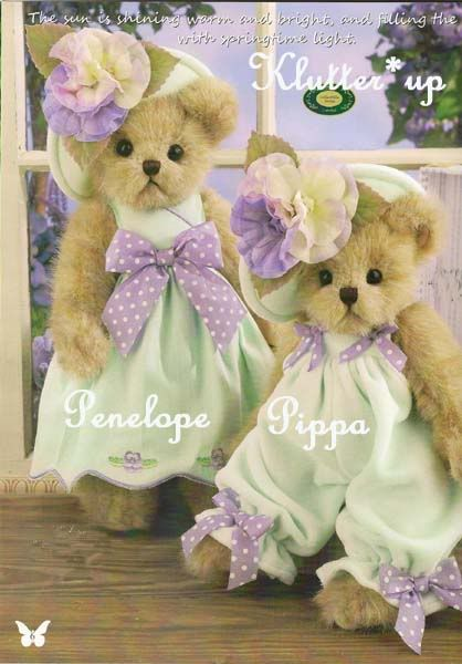Bearington Bears | from bearington bears for spring 2012