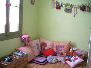 Angolo Lettura Per Bambini : L angolo lettura casa design