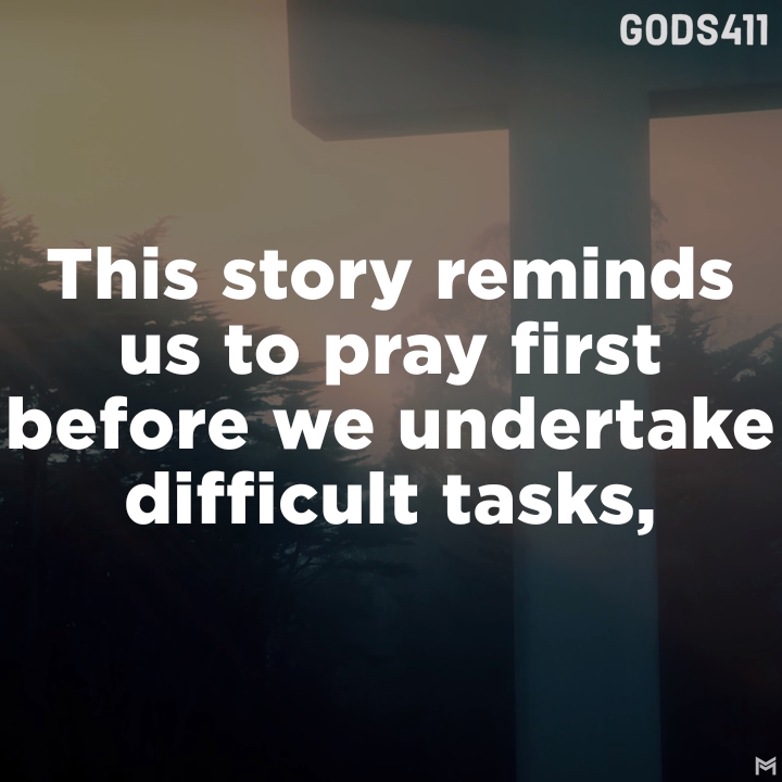 Pray First In Life