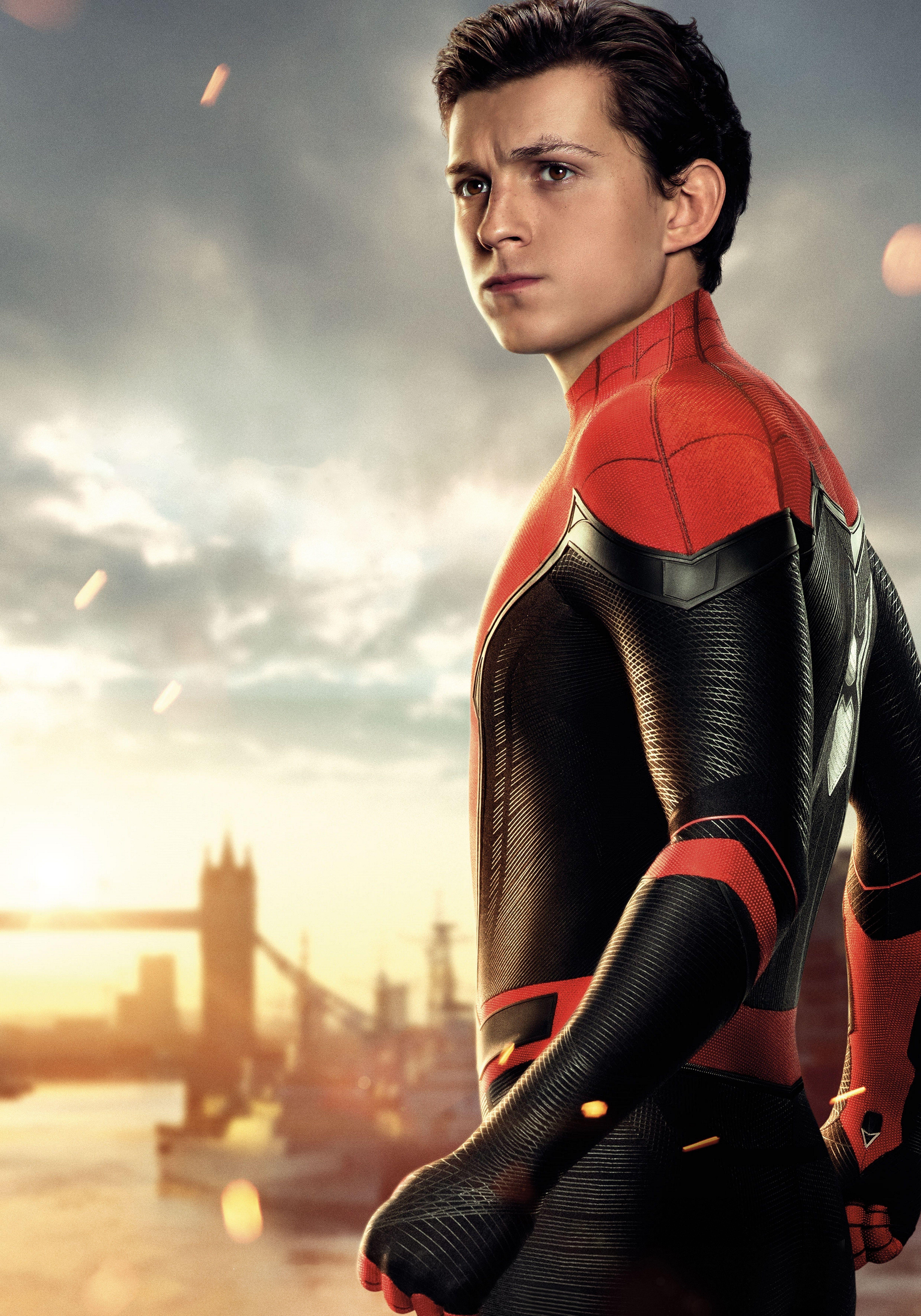 Spider Man Far From Home Wiki : spider, Spider-Man, (Marvel, Cinematic, Universe), Heroes, Fandom, Holland, Spiderman,, Marvel
