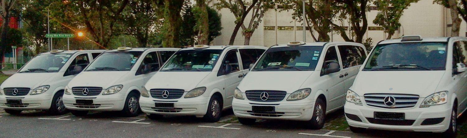 6 seater taxi