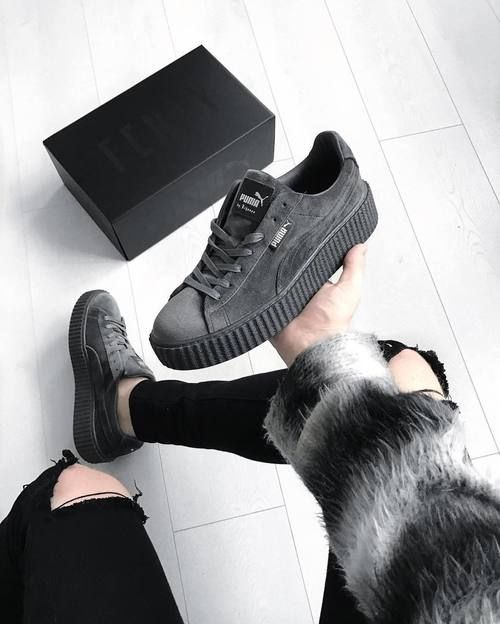new style 15d31 75518 shoes, puma, and suede image | shoes.! | Sneakers, Shoes ...