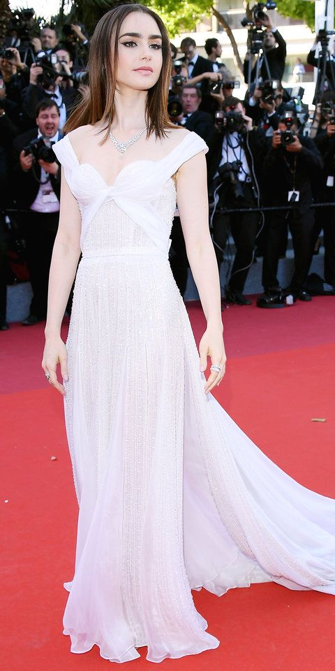All The Celebrity Looks From The  Cannes Film Festival Red Carpet