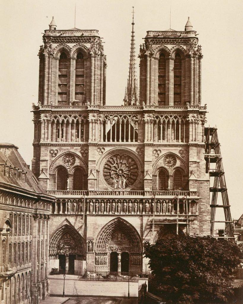 Habitually Chic® » Cathédrale Notre-Dame De Paris (With