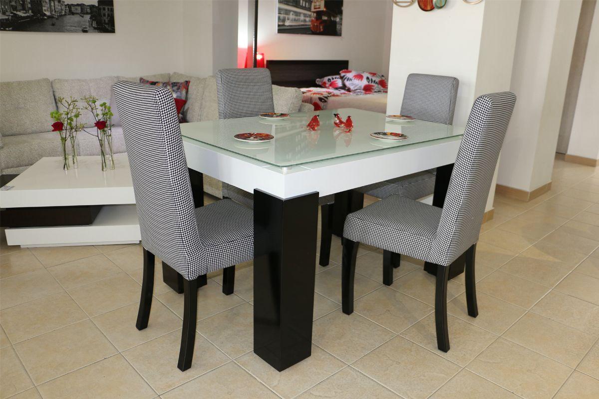 Resultado de imagen para comedores modernos muebles for Comedor 8 puestos