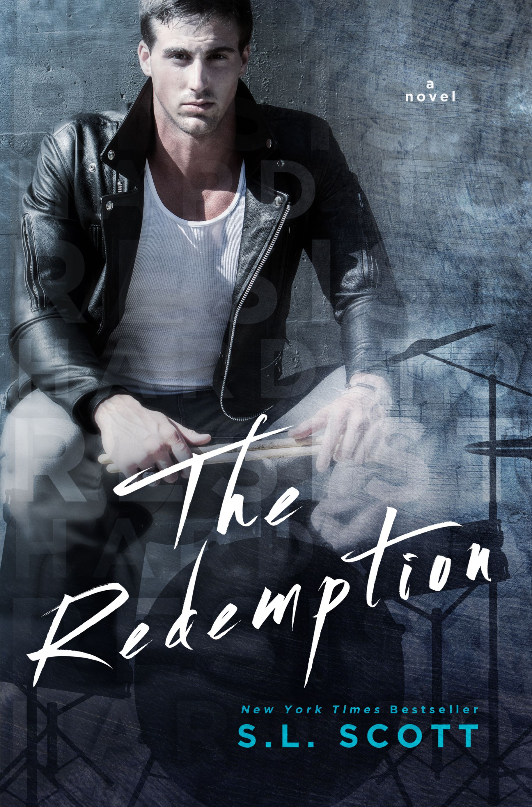 Release Day Launch The Redemption by S.L. Scott New