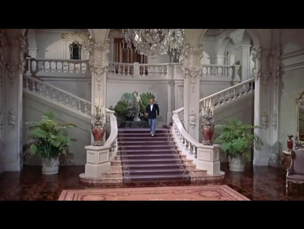 Inside Of Beverly Hillbillies Mansion The Interior Of C