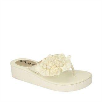 Matching reception sandals! :) | Wedding Ideas | Pinterest | Nina ...