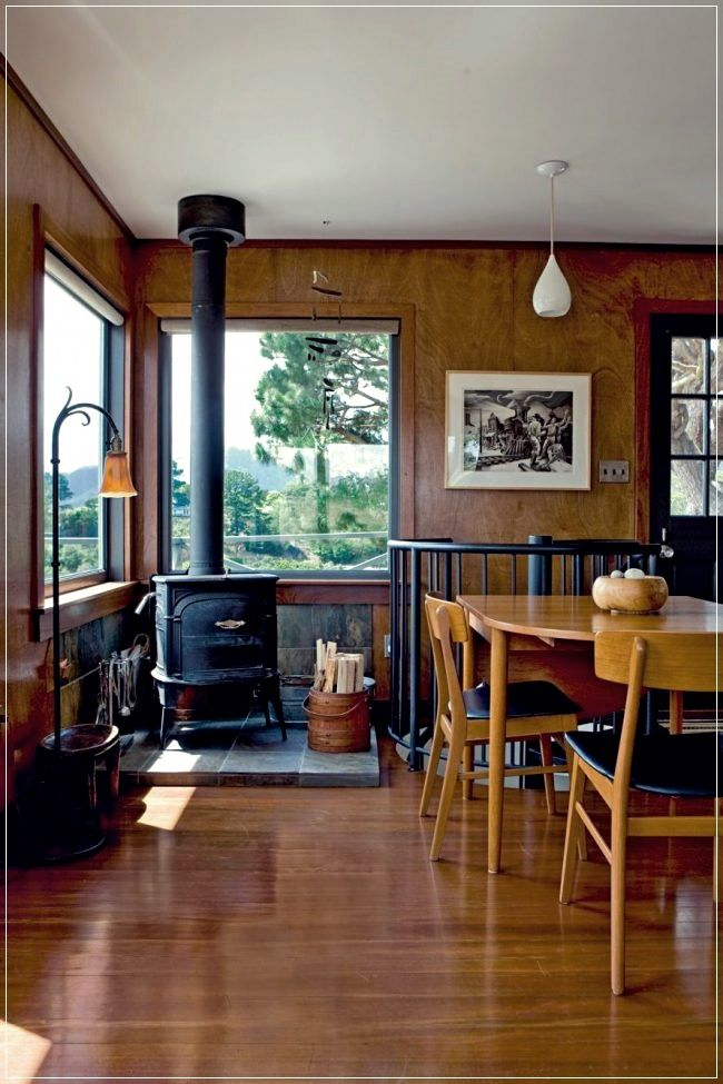 60+ Modern vintage dining rooms and decorating ideas in ...
