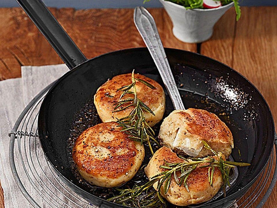 Kartoffelfrikadellen gefüllt mit Schafskäse von ars_vivendi | Chefkoch