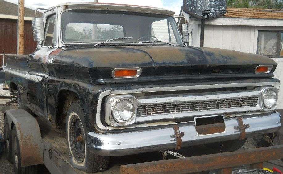 1966 Chevy Pickup | Trucks | Pinterest | Chevy pickups, Chevy and ...