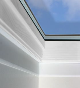Skylight Trim Kit Velux Velux Skylights Skylight Residential Skylights