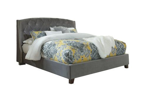 Best Signature Design By Ashley Grey Kasidon Collection Queen 400 x 300