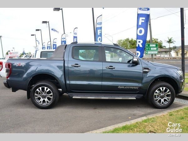 2016 Ford Ranger Wildtrak 3 2 4x4 For Sale 60 090 Automatic Ute Tray Carsguide